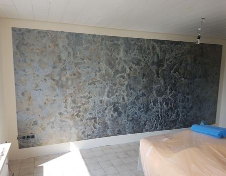 Kreative Wandgestaltung Valpaint Mavericks Malermeisterbetrieb Sascha Roth